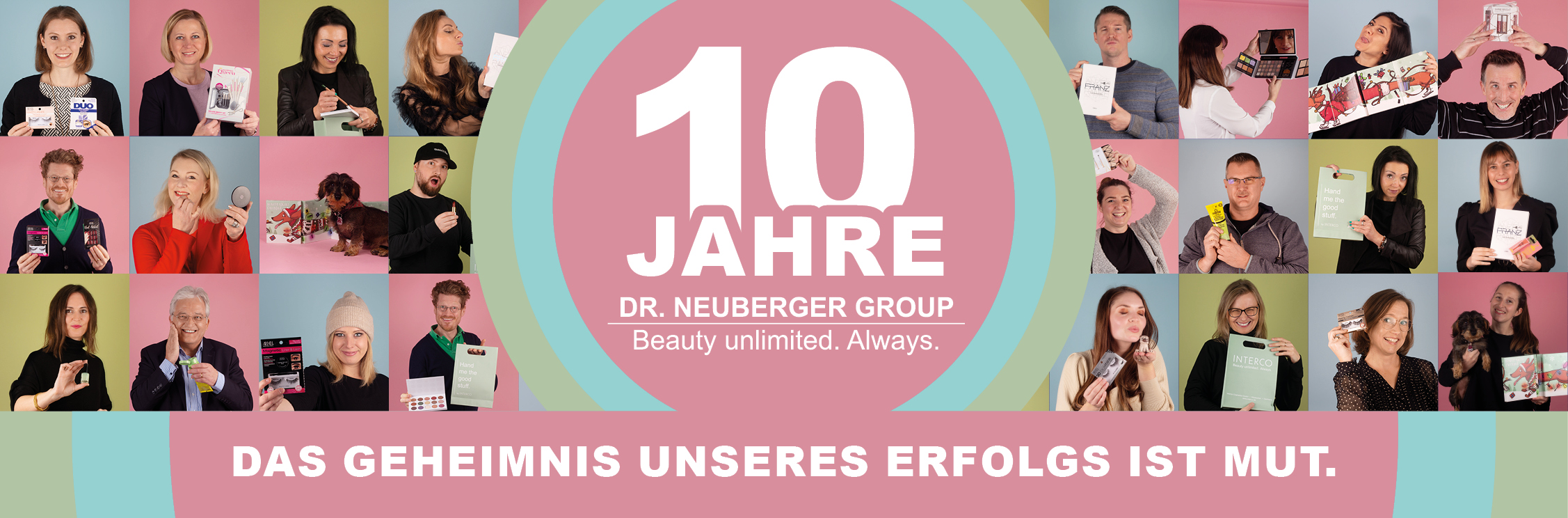 10 Jahre DR. NEUBERGER GROUP